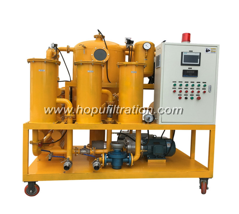 Double Stage Vacuum Transformer Oil Purifier Machine insulator oil filtration plant purification treatment cleaning