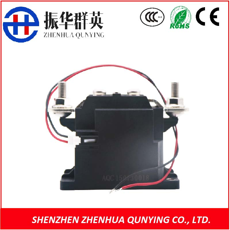 High Voltage Dc Contactor Used On Power Communication