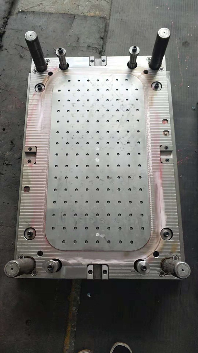 products made from PVC bathroom and hotel mat mold Nonslip door and foot pad mould plastic bath inserts dies