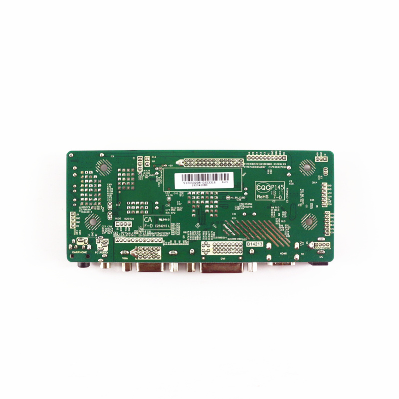 NT68676 LCD controller board with HDMI DVI AUDIO VGA input interface support up to Resolution 20481152 60hz lcd panel