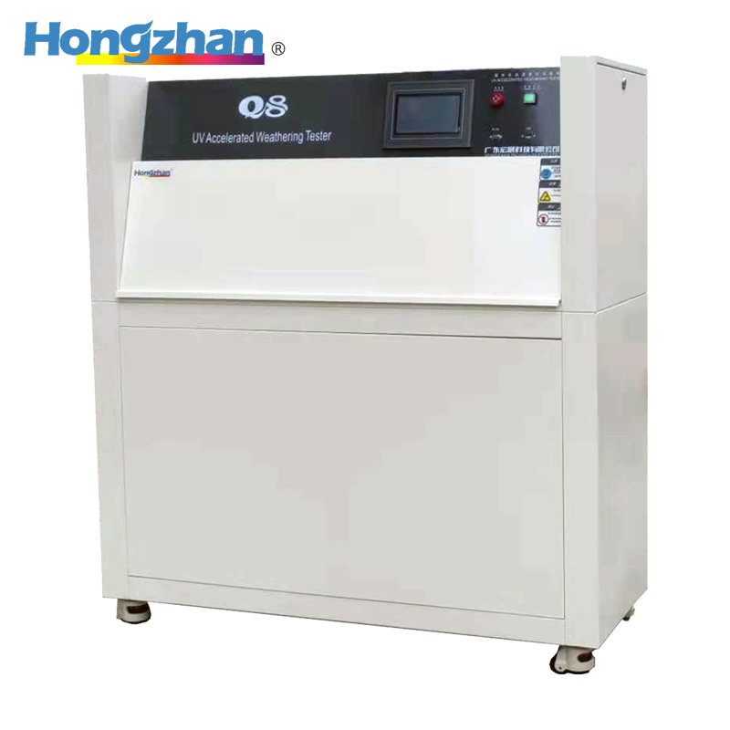UV accelerated weathering tester temperature and humidity tester