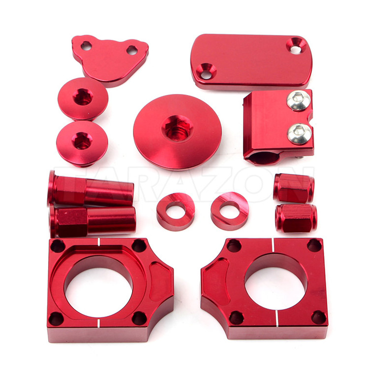 Aluminum Alloy CNC Billet MX Body Bling Kits