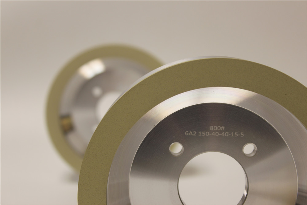 Vitrified bond diamond Grinding Wheels for PCD Tools