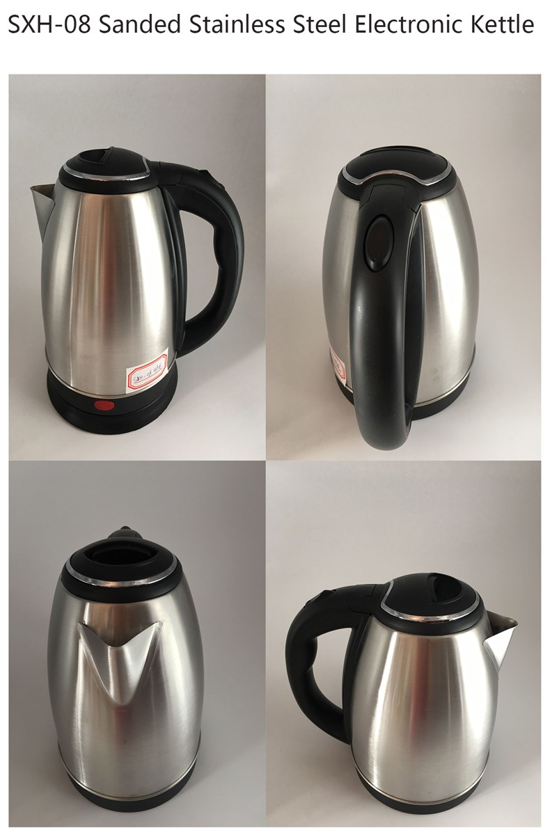 SXH08 For Household or Hotel Using Sanded stainless steel Electronic Kettle 18L