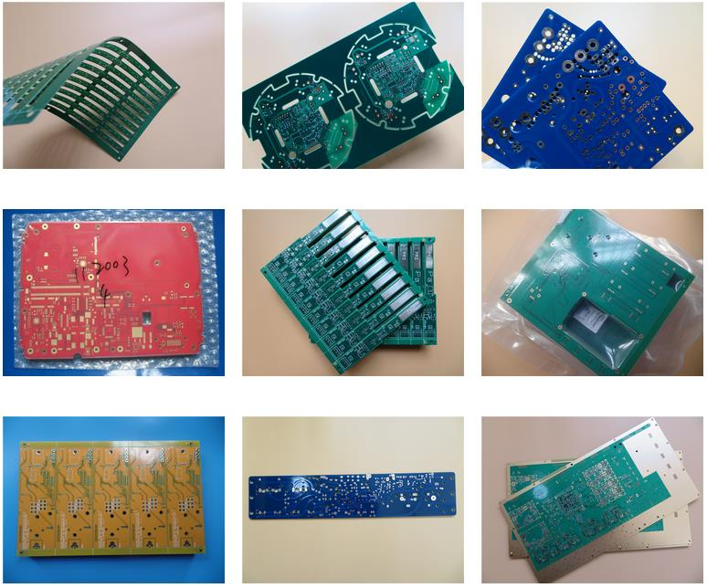 Flexible Printed Circuits Doublesided flexible Immersion Gold FPC Polyimide PCBs