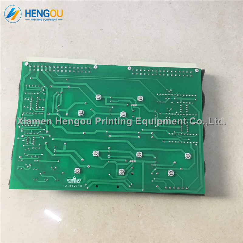1 Piece Original Used 911981443 SPV Circuit Board SM102 Printing Machine Power Supply Unit Karte SPV Board