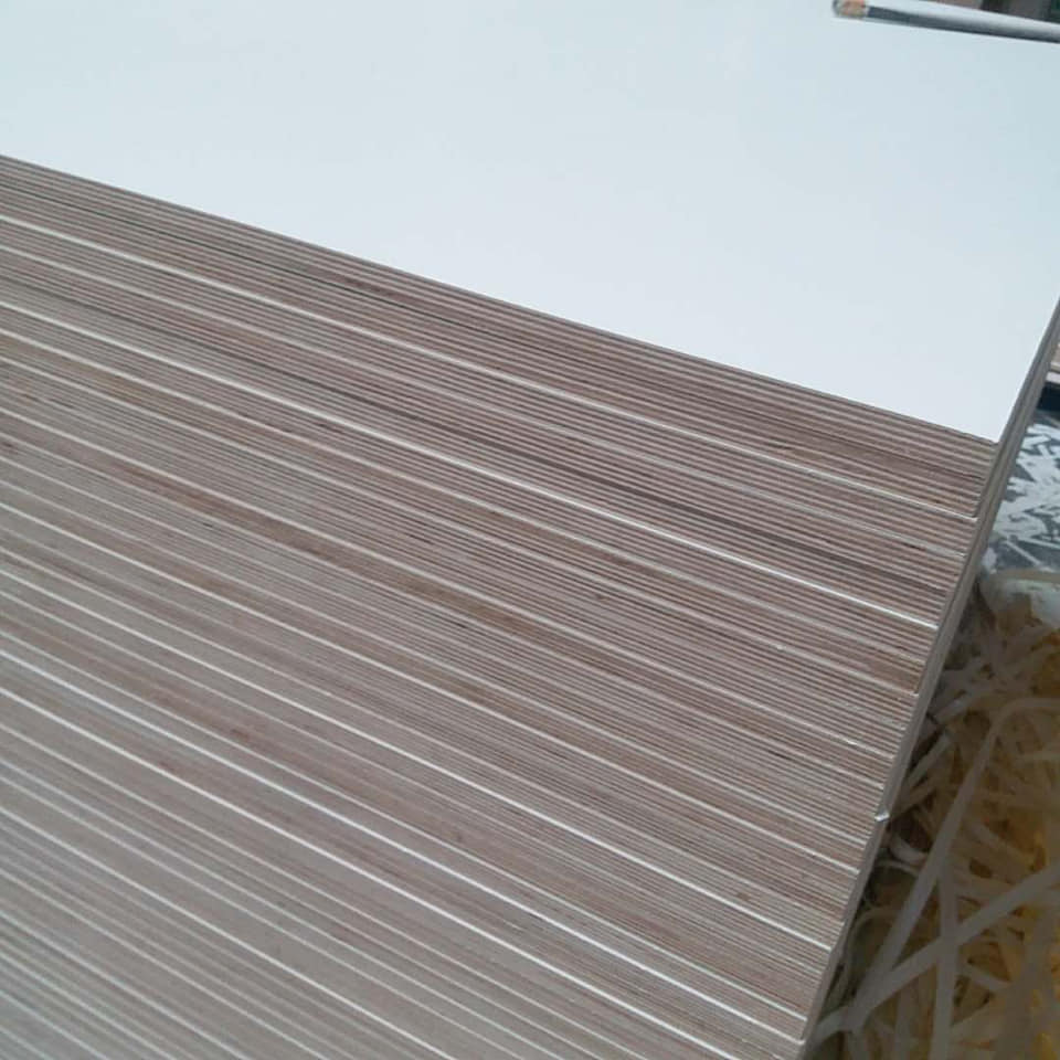 China ACEALL 4X8 Eco Friendly Furniture Melamine Faced Plywood Sheets Different Colors and Wood Grain Patterns