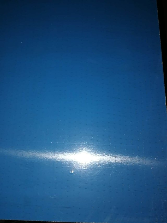 China ACEALL 4X8 Construction Shuttering Green PP PVC Plastic Film Coated Plywood Board Lumber