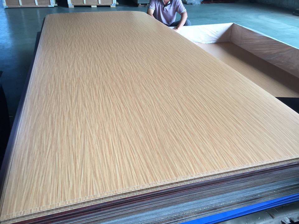 China ACEALL 4X8 Eco Friendly Furniture HPL Formica Laminated Fireproof Plywood Sheets Different Colors and Patterns