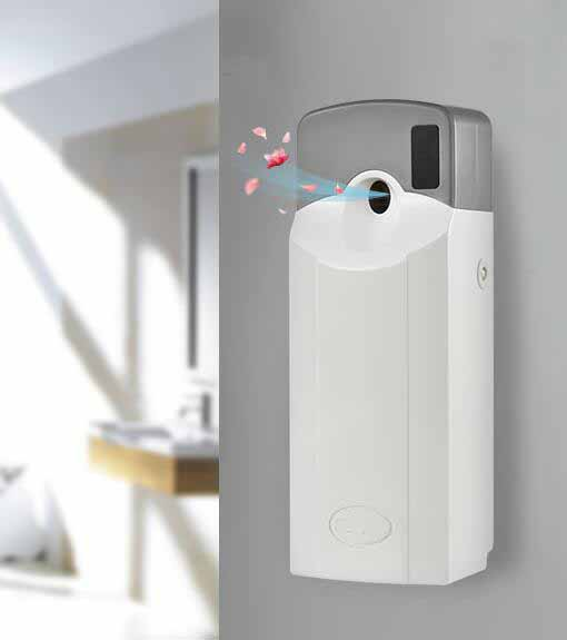 Digital Air Freshener Dispenser Automatic Toilet Spray Dispenser