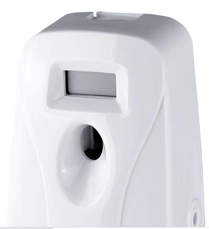 Toilet Lockable Digital Aerosol Dispenser Wall Mounted with LCD Screen