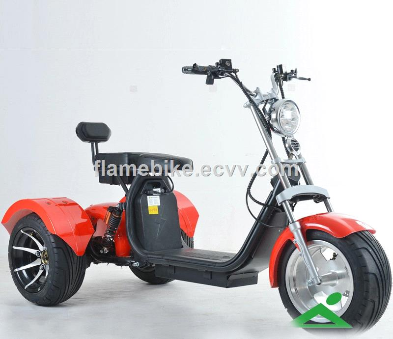 1500W electric touring motorcycle with alloy wheel