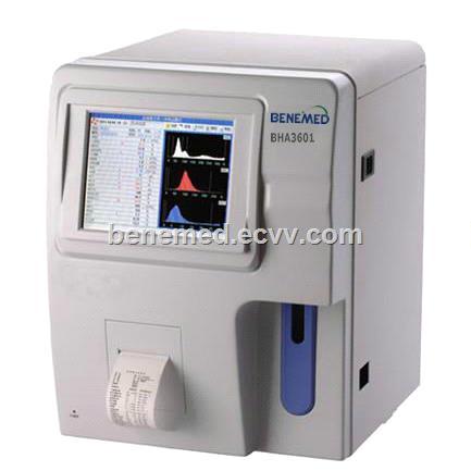 Fully Automated Hematology Analyzer 3 part double channel BHA3601