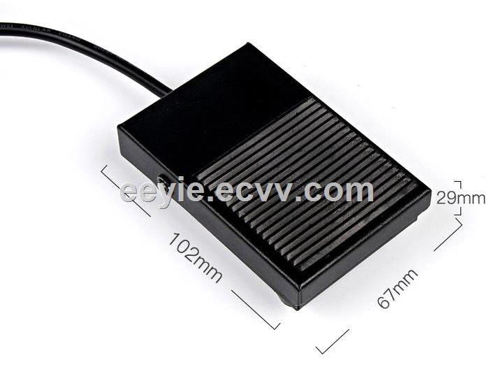 cast iron feet switch foot swith foot pedal switch