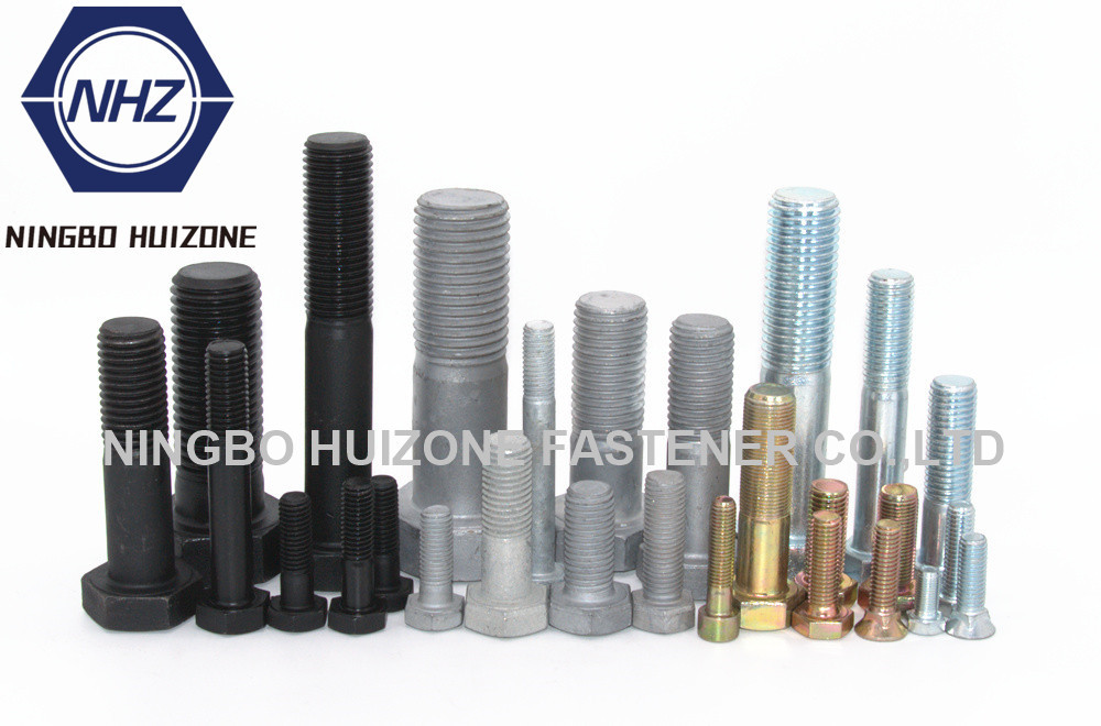 ASTM F3125 GR A325 TYPE 1 HEAVY HEX BOLTS