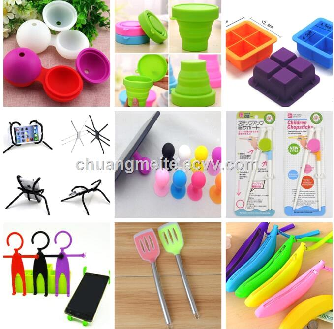 ECOFriendly Ushaped food grade silicone mobile phone cases butterfly magic stickers truss stand holder