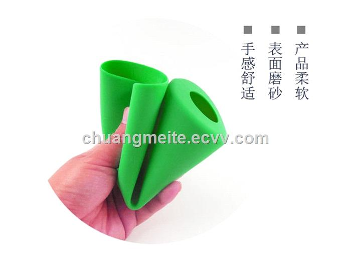 Ecofriendly heatresistant durable use silicone bottle cover cup covers