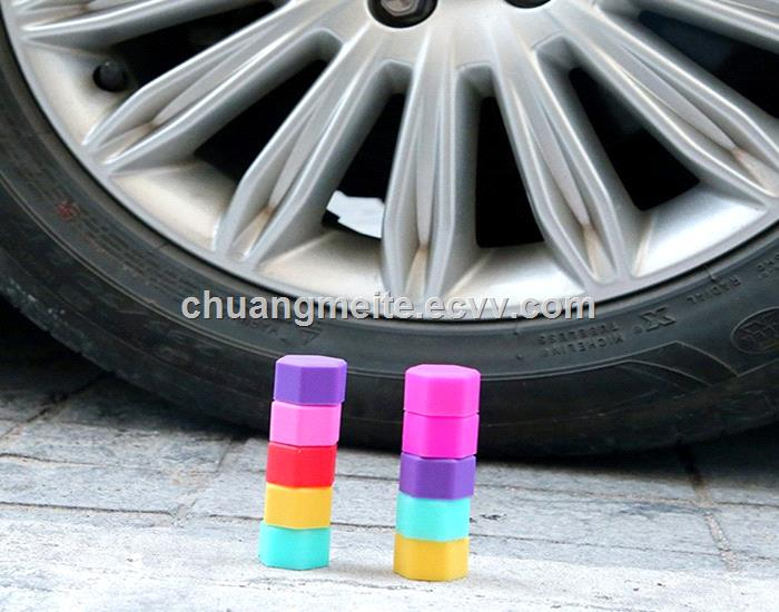 New style ecofriendly Automobiles silicone screw protective cover case accessories