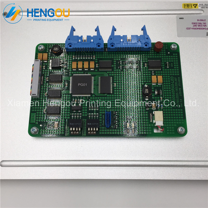 1 Piece Printing Machine Display MD400F640PD1A LCD screen display panel MV036387 007850353 Compatible New