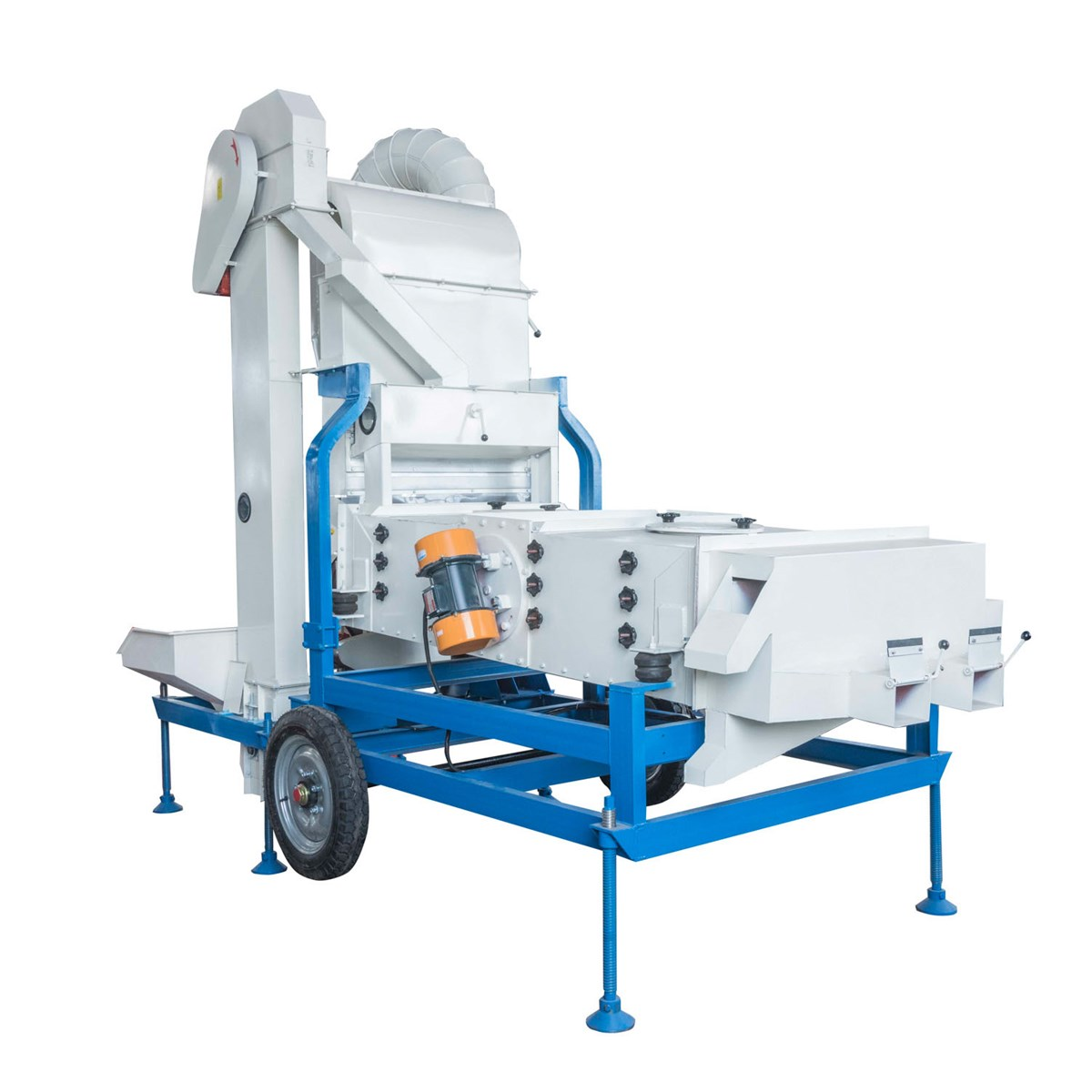 Hottest Cumin Vegetable Seed Flower Seed Cleaning Machine Cleaner