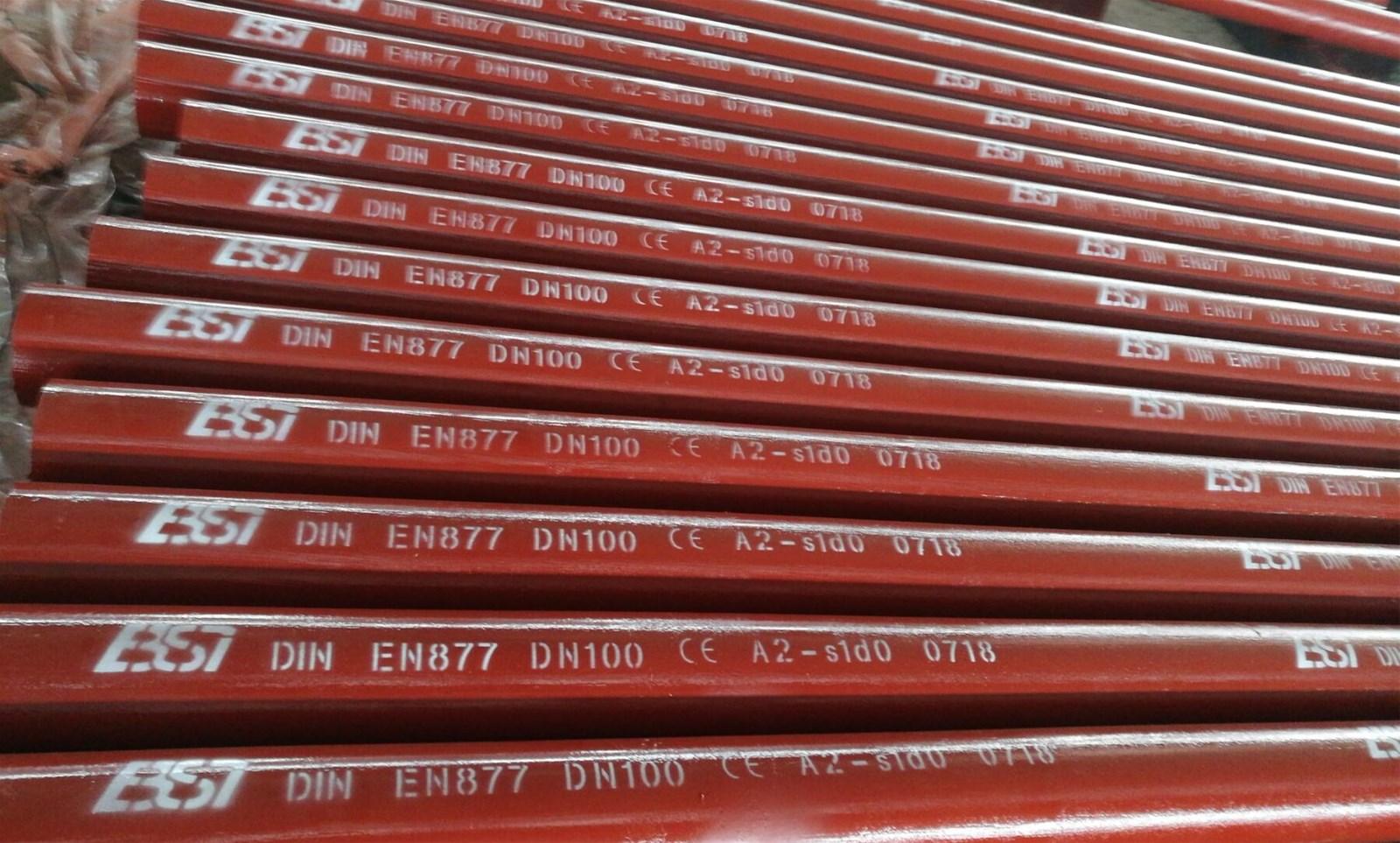 SML PIPE DIN EN877 BS EN877 PIPE DIN19522