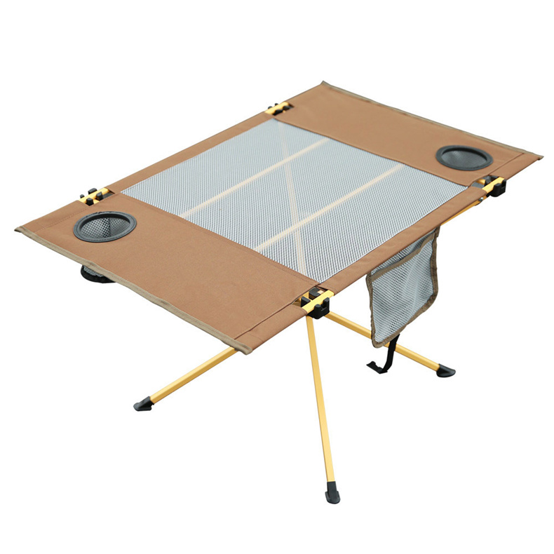 Outdoor Folding Picnic Portable Small Square Table