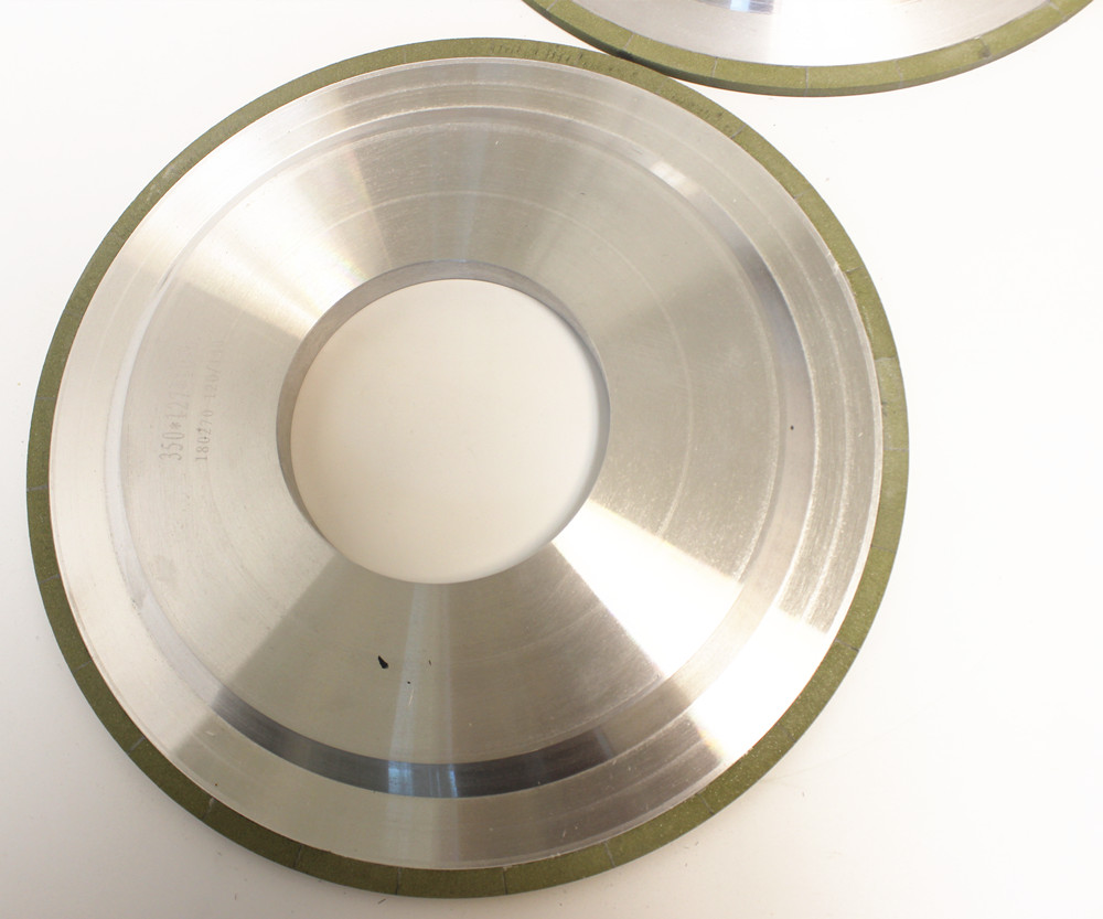 Cylindrical Diamond Grinding Wheel for PDC Cutter Vitrified Bond