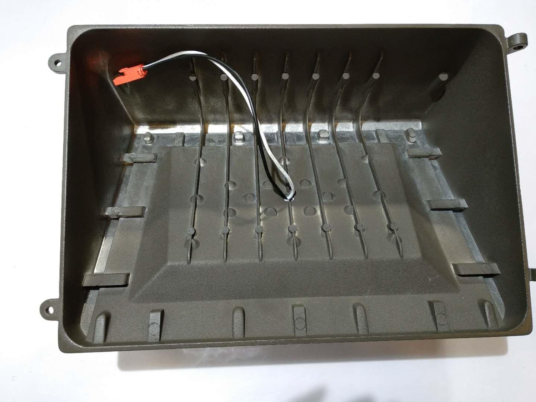 ETL DLC listed IP65 5000K 80CRI 45W led wall pack light