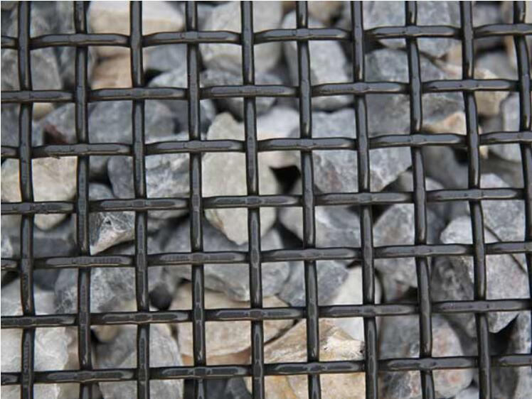Flat Top Screen woven wire mesh