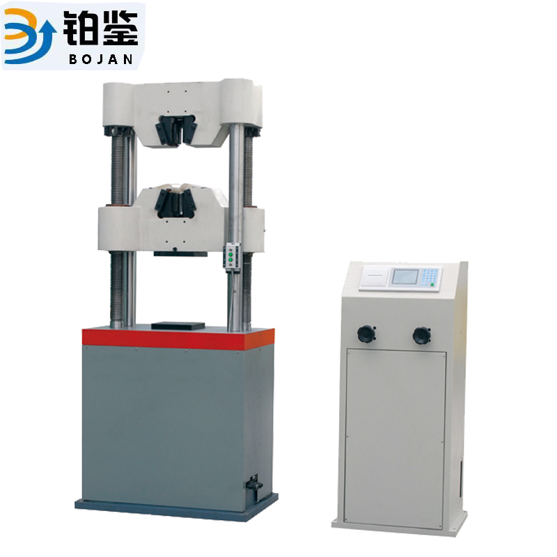 Hydraulic Universal tensile and compression testing machine Chinese manufacturer