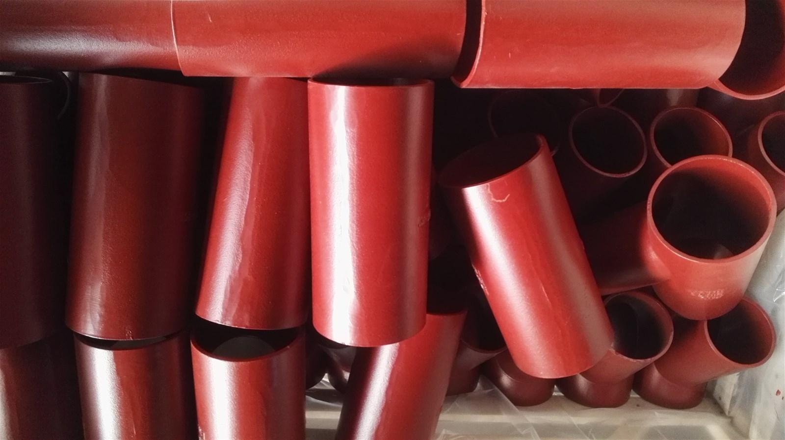 SML EN877 cast iron pipe fitting BS EN877 pipe fittings