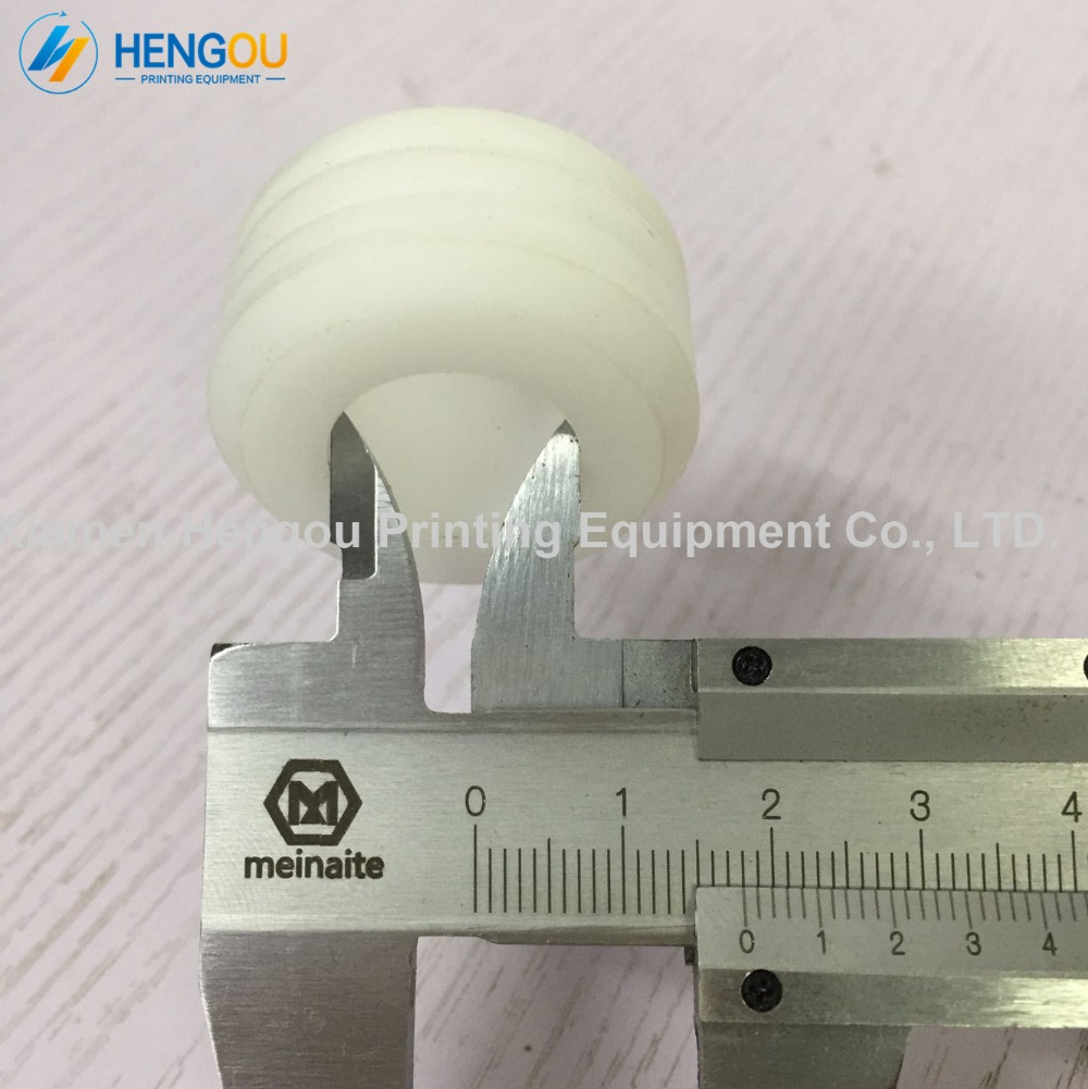 3 pieces Heidelberg accessories GTO52 PM52 SM52 MO speed pulley for printing pulley size 35x18x20mm