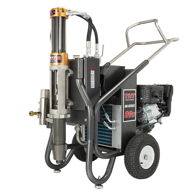 High pressure pump airless hydraulic sprayer THT 89C