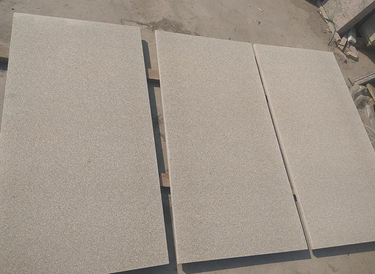 Beige Granite Tile Slab Polished