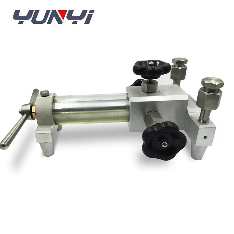 Portable Hydraulic Pressure Test Pump