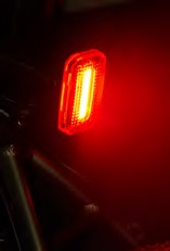 2 White LED Bicycle Front Light HLT024