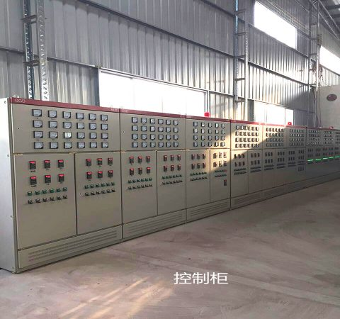 Roller furnace 40M sintering roller furnace for anode and cathode materials of lithium battery