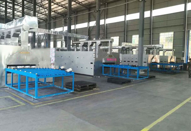 Roller furnace for lithium battery material Roller furnace for ternary material