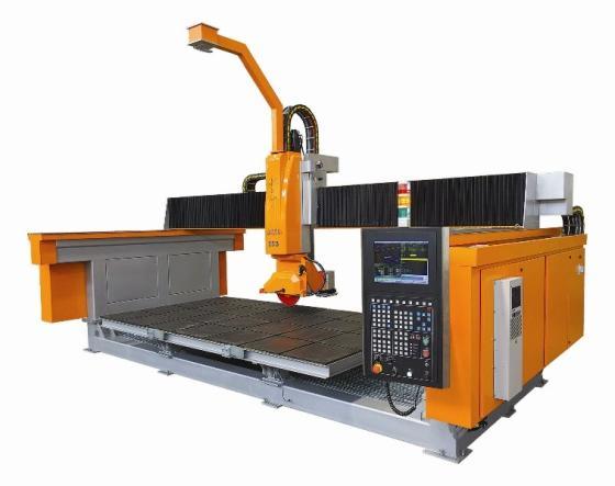 Stone Sawing Machine 253 CNC 5 Axis