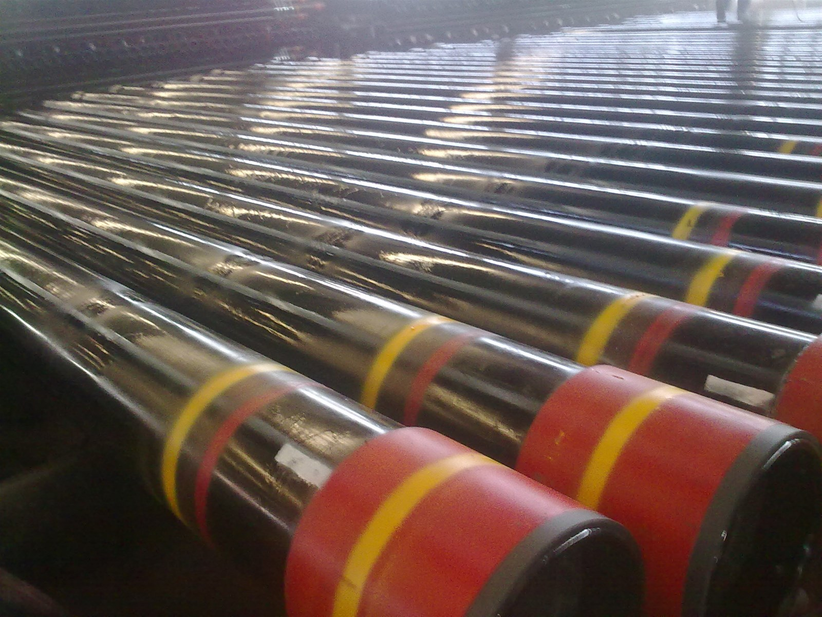 L8013CR Casing Pipe Buttress Threaded BC