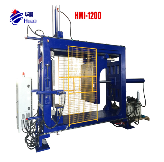 Servo HMI epoxy resin Clamping Machine