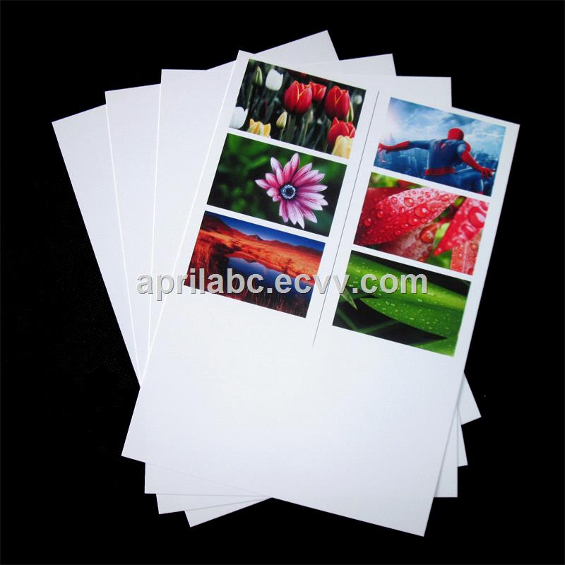 inkjet printable pvc sheet for id card A403mm