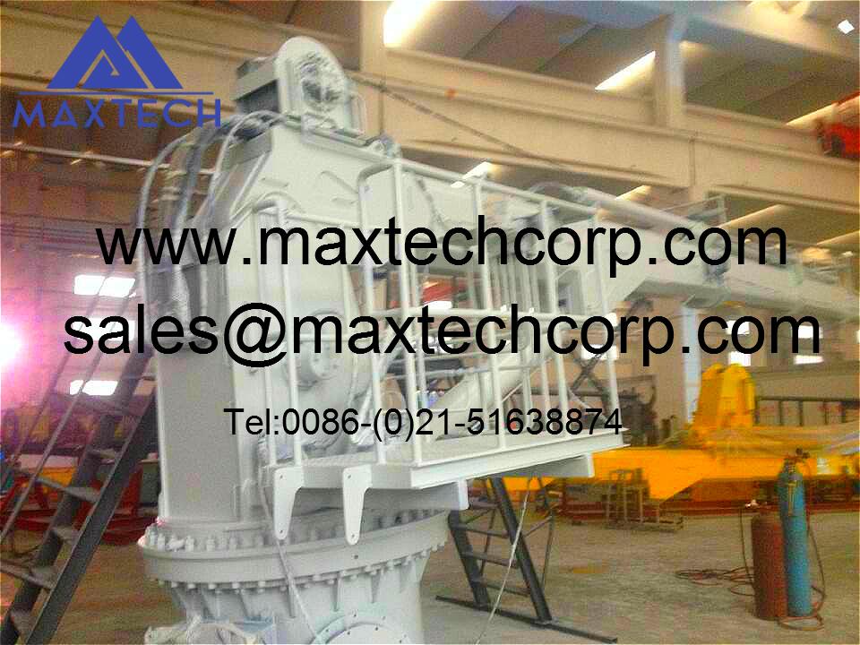 seaside offshore hydraulic telescopic port ship deck crane for sale