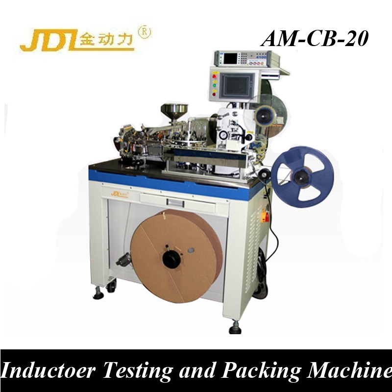 Automatic Inductor Assembly Machine Inductance Testing and Packaging Machine