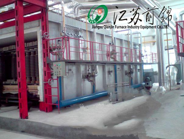 Shuttle kiln for electric ceramic Shuttle kiln for grinding wheel and abrasive stone