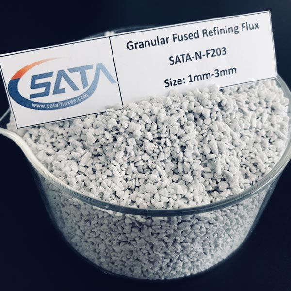 SATA Granular Fused Refining Flux
