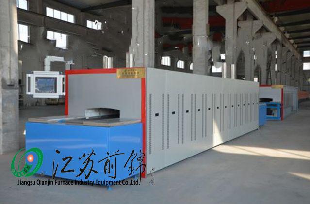 Mesh belt furnace Mesh belt furnace for binder removal and drying