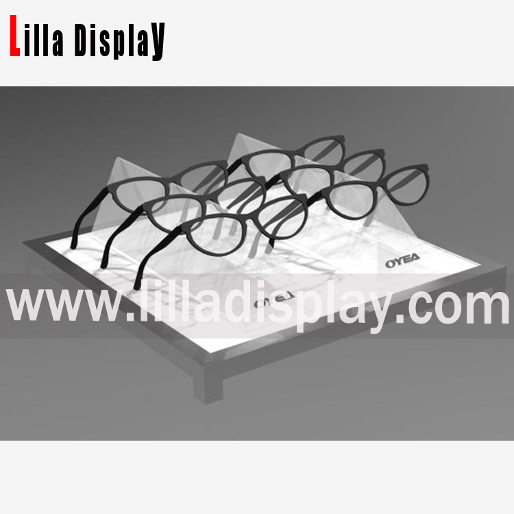 LilladisplayOYEA Acrylic retail eyeglasses store display use display tray 20180208