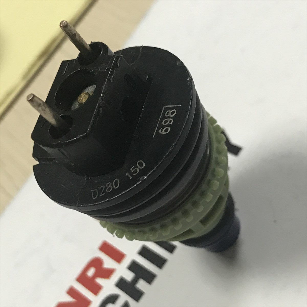 0280150698 gasolina TBI injector Renault 19 Clio 16 Spi Fiat Tipo 16 9944724