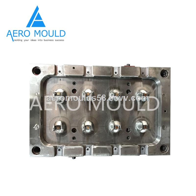 China plastic mould design for spray cap mold
